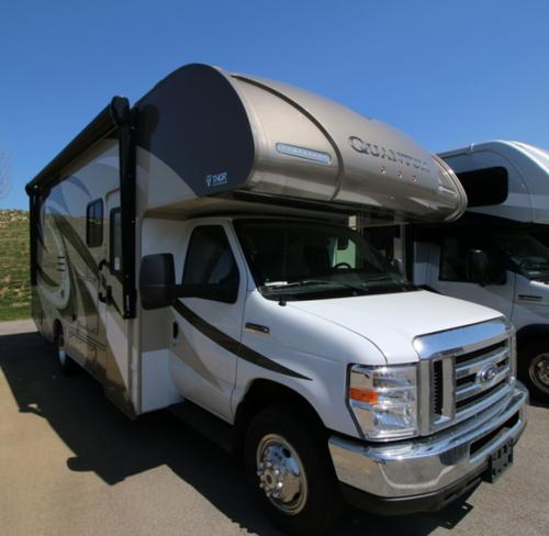 Thor Quantum Rc25 Rvs For Sale Camping World Rv Sales