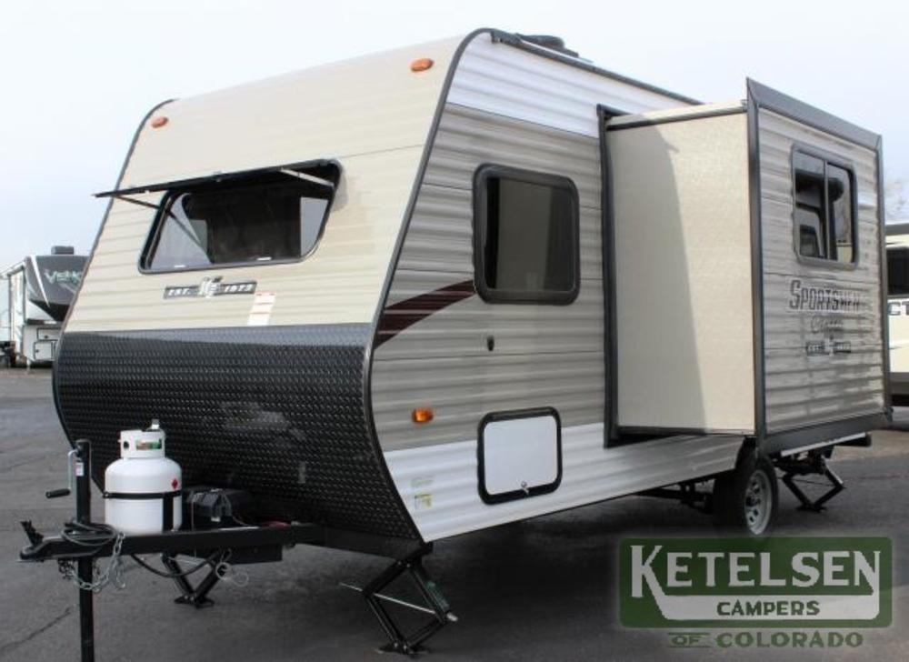 Excellent 2017 Kz Rv Sportsmen Classic 181bh  Ketelsen Campers Of