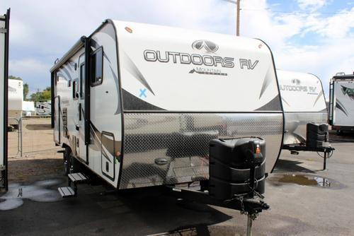 RV : 2019-OUTDOORS RV-21DBS