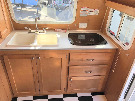 Kitchen : 2018-RIVERSIDE RV-157