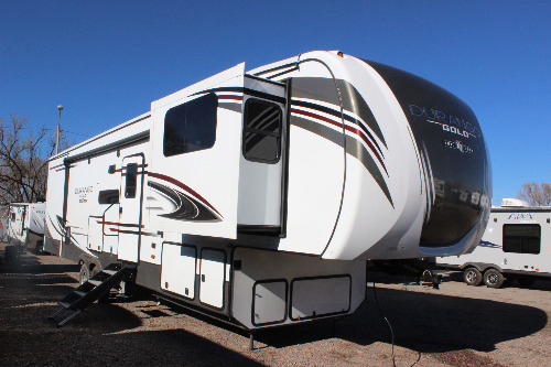Bathroom : 2019-K-Z RV-380FLF