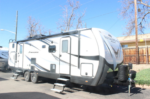 Exterior : 2020-OUTDOORS RV-28BKS