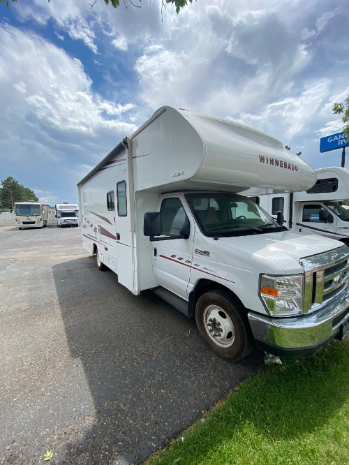 RV : 2019-WINNEBAGO-25J
