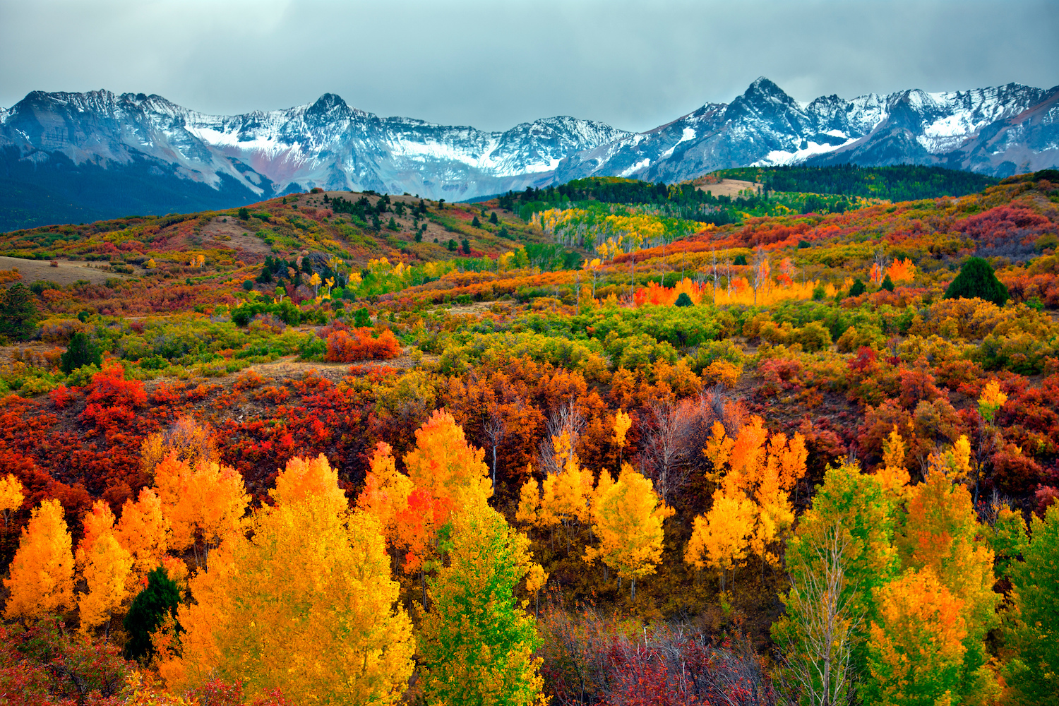 The Best Campgrounds for Fairytale Fall Foliage