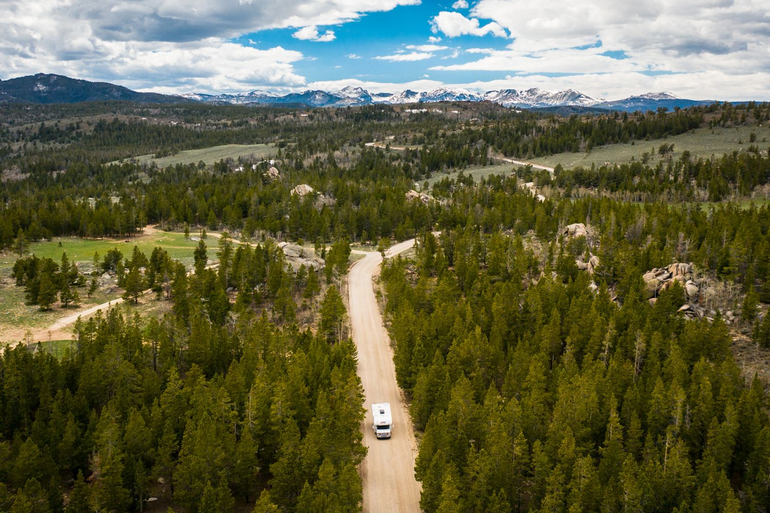 9 Tips for RVing in the Mountains