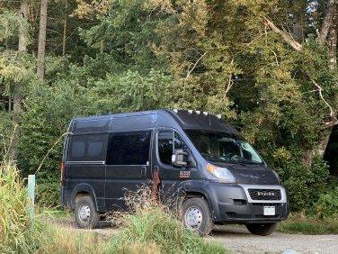 2019 Wayfarer  Wayfarer Camper Vans Wayfarer Camper Van