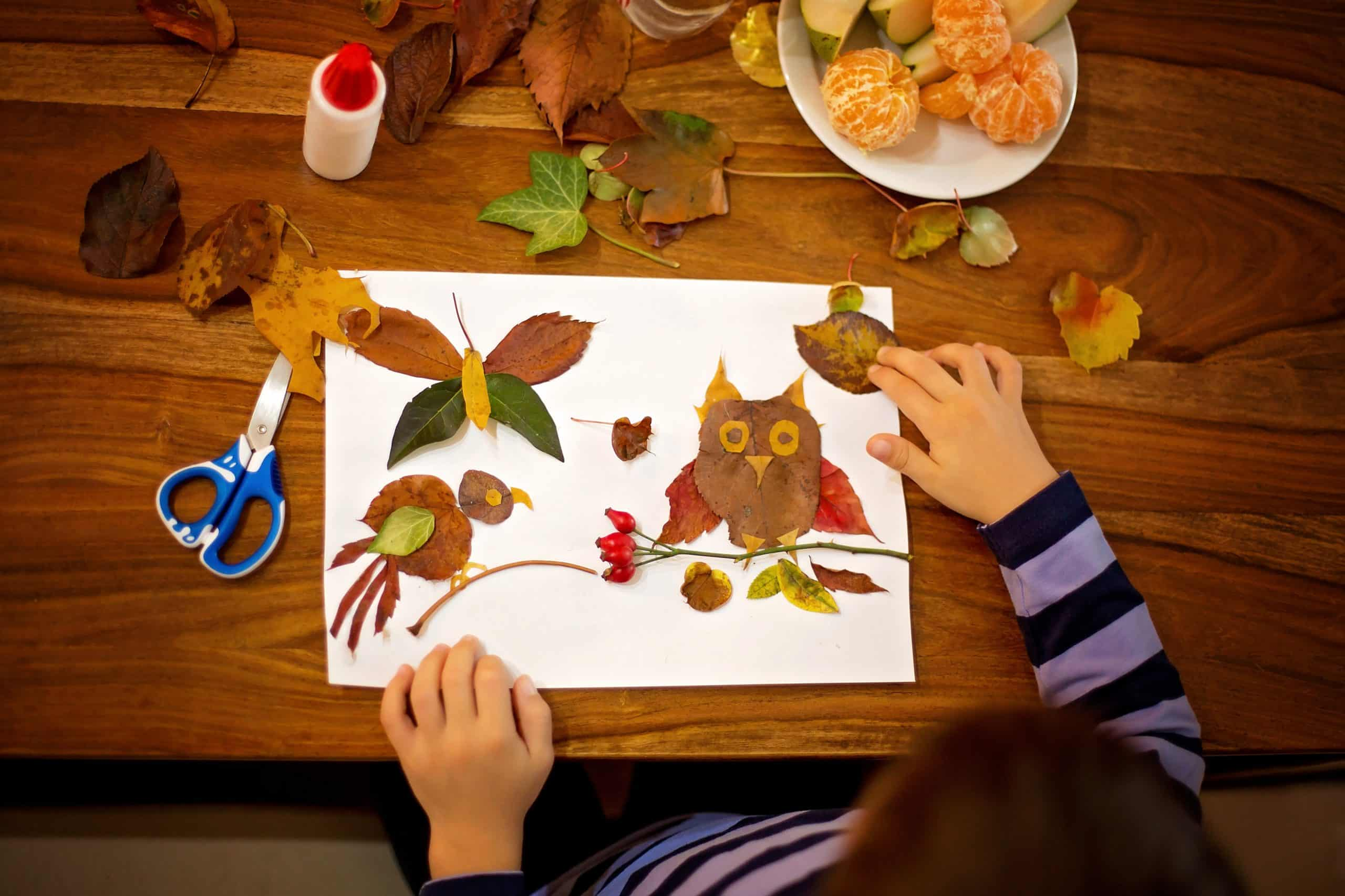 5 Fall Crafts Ideas to Do At the Campground