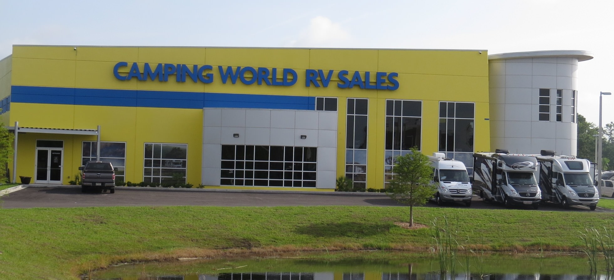 Rv dealers florida rv sales fl for Camping world winter garden fl