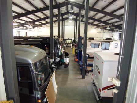 Tom Johnson Camping RV service in Concord, NC Charlotte