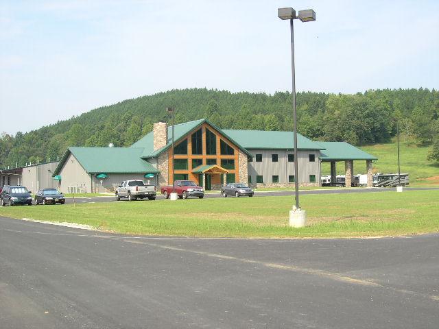 Tom Johnson RV Service Center marion