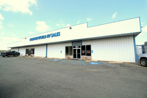 Camping World of Shreveport  North Louisiana s largest RV dealer and  service center  is located directly off Interstate 20 in Bossier City   Louisiana. Shreveport Camping World   RV Dealer  Service Center and Gear