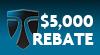 5K Rebate