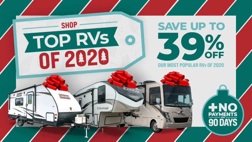 Top RVs of 2020