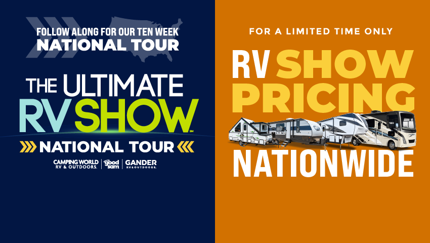 The Ultimate RV Show National Tour image
