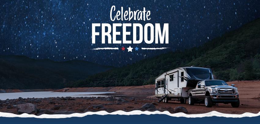 Celebrate Freedom image