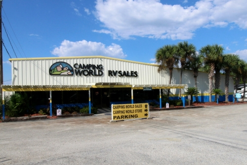 Rv Sales Orlando >> Gulf Breeze Camping World - RV Dealer, Service Center and Gear