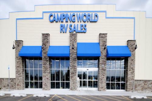 idaho falls camping world rv dealer service center and gear