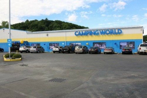 Kingston Camping World Rv Dealer Service Center And Gear