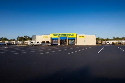 Camping World Of Valdosta Is Located Off Interstate 75 In Lake Park Georgia And Only 5 Miles From The Florida Line Our Store Offers For