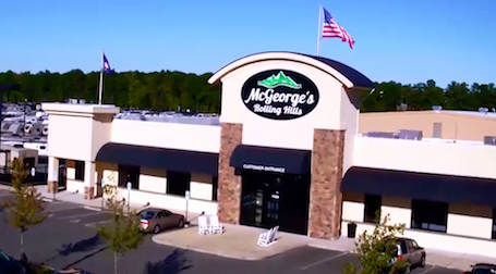 mcgeorge rv camping world rv dealer service center and gear