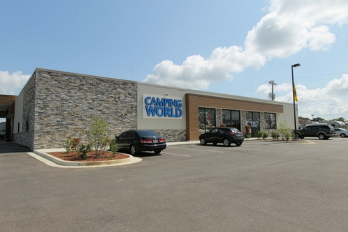 Memphis Camping World Rv Dealer Service Center And Gear