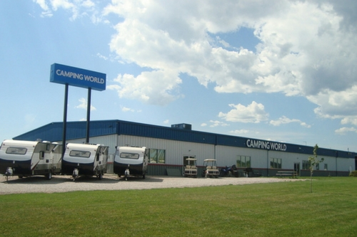 RV Dealer, Service Center And Gear