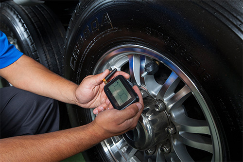 wheel and tire maintenance