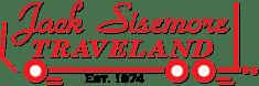 Jack Sisemore Traveland logo