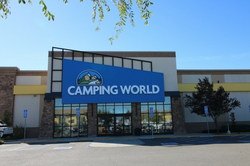 Vacaville Camping World Rv Dealer Service Center And Gear