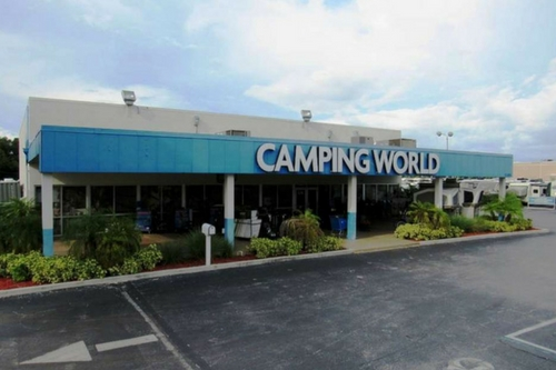Winter Garden Camping World RV Dealer Service Center and Gear