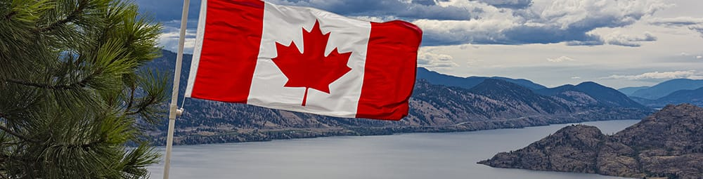 canadian flag