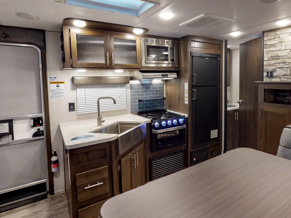 GreyWolf27RR2019farmhousesinkkitchenskylight