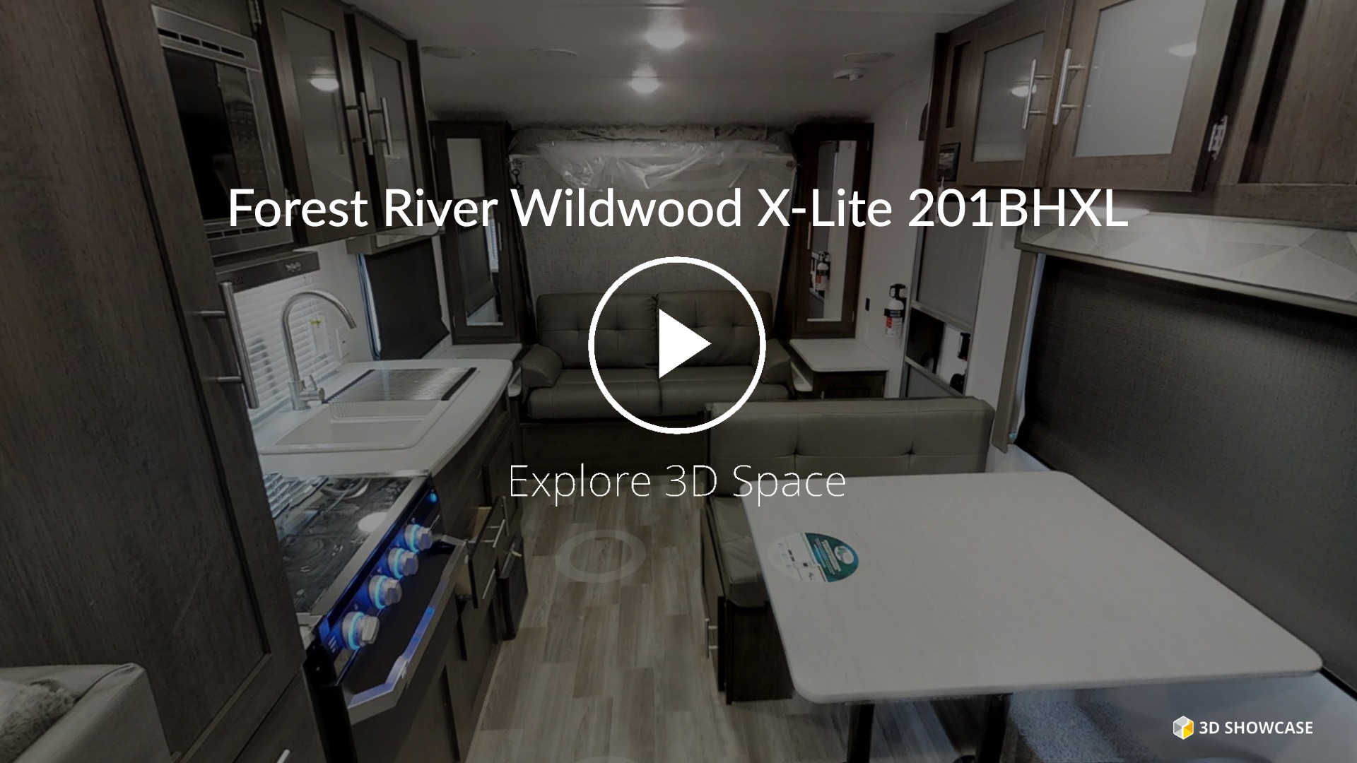 Forest River Wildwood X-Lite 201BHXL